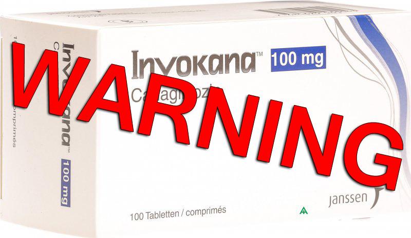 fda warns invokana may cause serious kidney infections